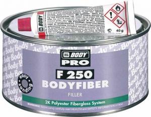 HB Body F250 Στόκος Με Ίνες Γυαλιού Bodyfiber 0.75kg