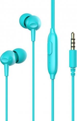 Havit E48P Μπλε Καλωδιακά Ακουστικά