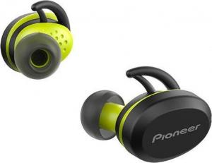 Pioneer E8 In-ear Bluetooth Handsfree Κίτρινο