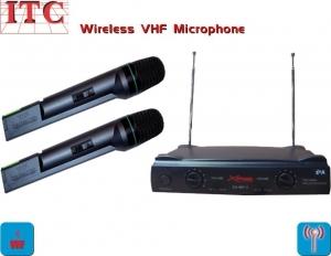 Itc XS-MP3/2. ασύρματο μικρόφωνο VHF