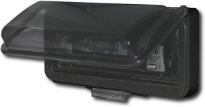 Scosche ACM3 Αδιαβροχη Θηκη Ραδιοφωνου Μαυρη