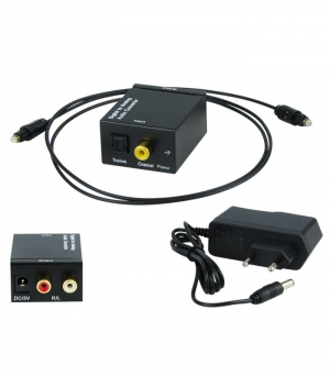 ΟΕΜ DM-91-200 Toslink σε 2x RCA