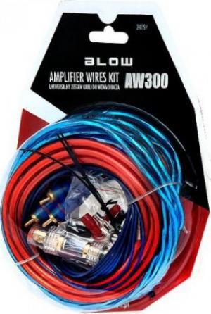 Blow AW-300 Σετ Καλώδια για ενισχυτή αυτοκινήτου