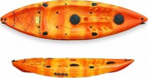 SCK Conger RYM03-CG Orange/Yellow Μονοθέσιο καγιάκ ψαρέματος - Πορτοκαλί/Κίτρινο