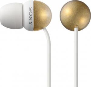 Sony MDR-EX33LP – Ακουστικά Σιλικόνης Χρυσα