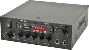 QTX Sound KAD-2BT Ψηφιακός Ενισχυτής με Bluetooth
