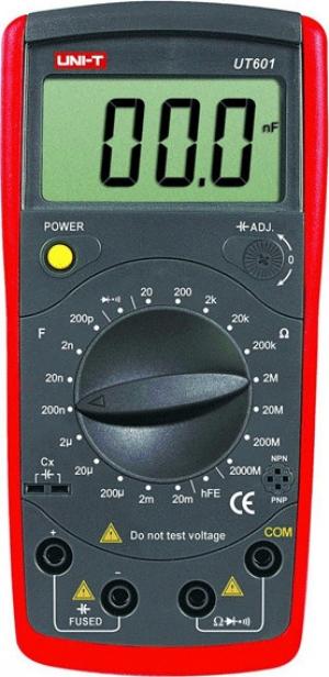 Uni-T UT-601.Πολύμετρο - καπασιτομετρο