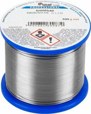 Cynel Κόλληση 60/40 1mm WG-10500 500gr