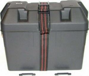 Κουτί Θηκη μπαταρίας 275x185x200cm για μπαταριες 70Α