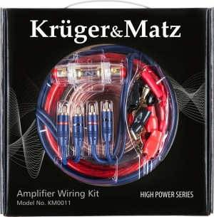 KRUGER & MATZ  DM-0011 Σετ καλωδίωσης 4G