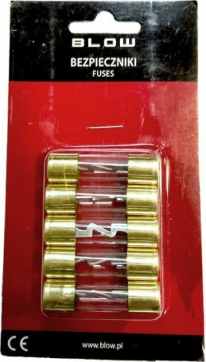 Blow  DM-2893. Ασφαλειες αυτοκινητου 70A 10,3 X 38mm[5αδα]