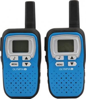 Olympia 1208 PMR walkie talkie 8 km μπλέ