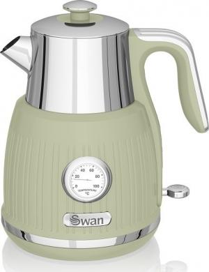 Swan Retro1.5l Jug Kettle – Βραστηρας Πράσινος