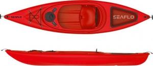 SeaFlo Sit-in SF-1004 Red Μονοθέσιο καγιάκ με κουπί - Κόκκινο
