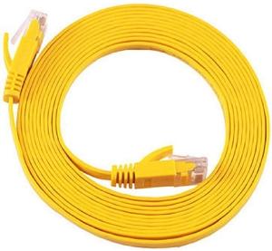 INTEX  DM-0152-L Patch cord UTP Cat6e 15m Κίτρινο