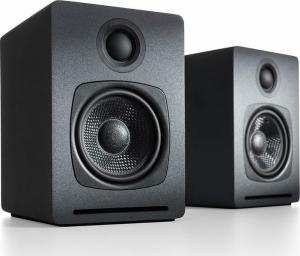 Audioengine A1 Bluetooth Αυτοενισχυομενα Ηχεια Βιβλιοθηκης