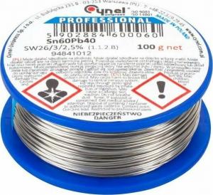 Cynel Κόλληση 60/40 0.5mm WG-50100 100gr