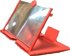 Μεγεθυντικός Φακός 3D Για Κινητα 882344 Κόκκινο