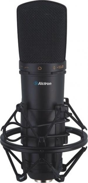 Alctron MC003 επαγγελματικό μικρόφωνο 48v