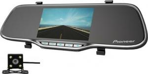 Pioneer VREC-200CH Καθρέπτης Καταγραφικό Αυτοκινήτου Με οθόνη Και Κάμερα οπισθοπορείας