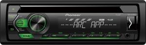 Pioneer DEH-S121UBG Radio-CD-USB-AUX-Control [Πρασινο]