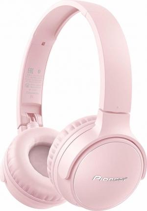Pioneer SE-S3BT Pink Ασυρματα Ακουστικα Ροζ