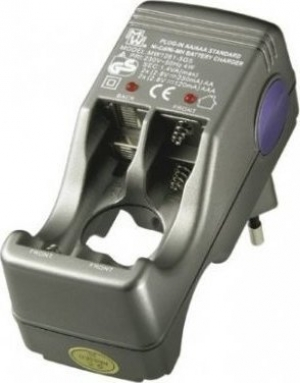 Minwa MW1281-5GS φορτιστής μπαταριών AA/AAA