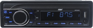 FOUR Mobile 4-MP100BT Radio/Usb/Bluetooth/Aux 4x45w