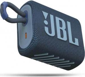 JBL Go 3 Blue Φορητό ηχείο Bluetooth