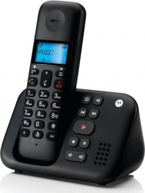 Motorola T311 (Ελληνικό Μενού) Ασύρματο τηλέφωνο με τηλεφωνητή