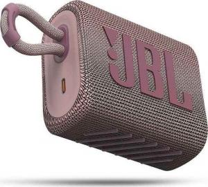 JBL Go 3 Pink Φορητό ηχείο Bluetooth