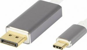 Blow DM-92-026 Καλώδιο DisplayPort σε USB C 1.8m 8K