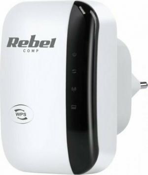 Rebel KOM1030 Repeater Wi-Fi Single Band (2.4GHz)