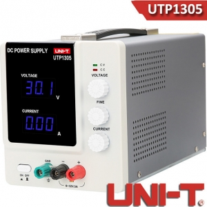UNI-T UTP1305 Τροφοδοτικό πάγκου 0-32V 0-5