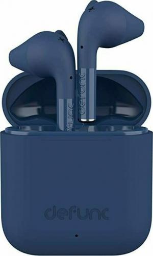 Defunc True Go Earbud Bluetooth Handsfree Μπλε