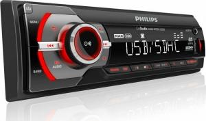 Philips CE233/GRS Ηχοσύστημα αυτοκινήτου με USB, κάρτα SD και Aux-In 4 x 50 W