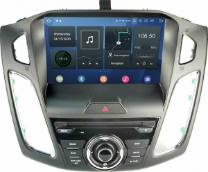 Bizzar Ford Focus 2011-2014 Android 10.0 4core Navigation Multimedia