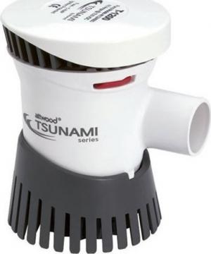 Tsunami 1200GPH-12v. Αντλία σεντίνας