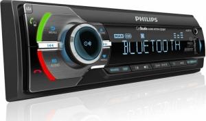 Philips CE235BT/GRS Ηχοσύστημα αυτοκινήτου με Bluetooth, USB, κάρτα SD και Aux-In 4 x 50 W