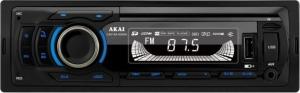 Akai CA016A-9008U Ηχοσύστημα αυτοκινήτου με Bluetooth, USB, κάρτα SD, App και Aux-In