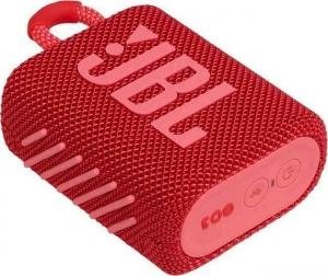 JBL Go 3 Red Φορητό ηχείο Bluetooth