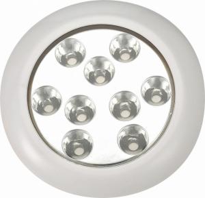 Υποβρύχιο φως 9 LED, αδιάβροχο IP68