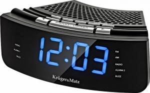 Kruger&Matz KM0813 Ψηφιακό Ραδιόφωνο - Ρολόι