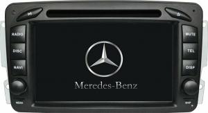 Bizzar Mercedes C/CLK Class Android 9.0 Pie 8core Navigation Multimedia