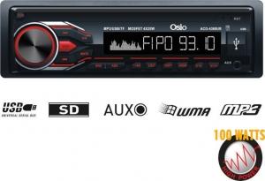 Osio ACO-4369UR Ράδιο MP3 Αυτοκινήτου με USB / SD
