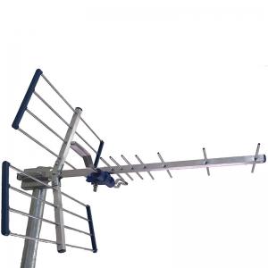 Osio OTA-1014 Κεραία τηλεόρασης εξωτερικού χώρου 16 στοιχείων 13.8 dB