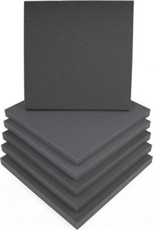 EQ Acoustics Square 60 Tile Ηχοαπορροφητικό Αφρού 5cm Grey [6τεμχ]