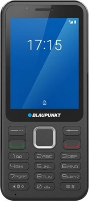 Blaupunkt FL 06 Black Κινητό τηλέφωνο 4G με λειτουργικό MyOS Ελληνικό μενού – Μαύρο
