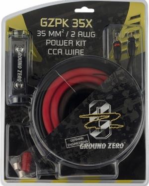 Ground Zero GZPK-35X Κιτ Καλωδιων 2G