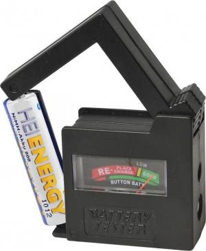 Heitech 04002436 Tester μπαταριών